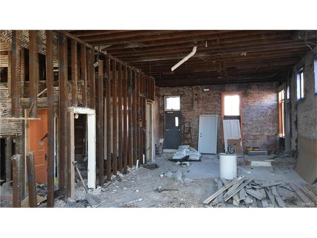 First Floor - Gutted Commercial Space