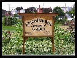 Community Garden May 2016