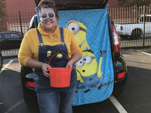 After the Party: Trunk or Treat 2019