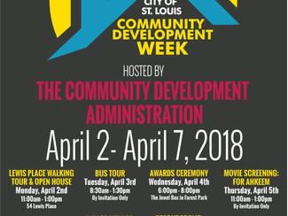 Weekly Porch: Area Activities, April 5-15, 2018
