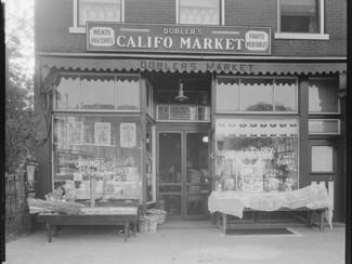 Throw Back Tuesday: Dobler's Califo Market