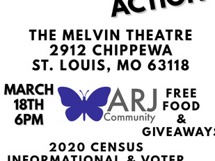 Weekly Porch: Area Activities, March 12-22, 2020