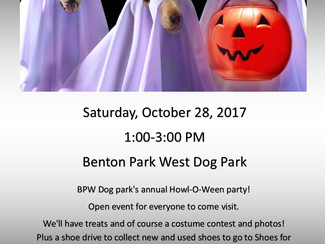 Halloween Events This Weekend!