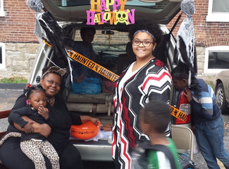 After the Party: Trunk or Treat 2016