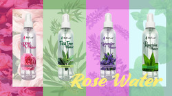 Well's Rose Water