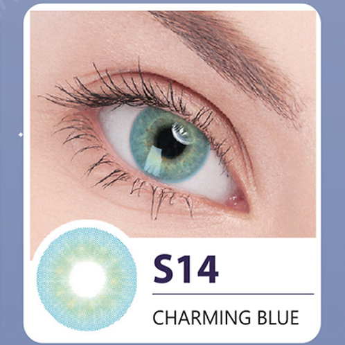 S14 CHARMING BLUE