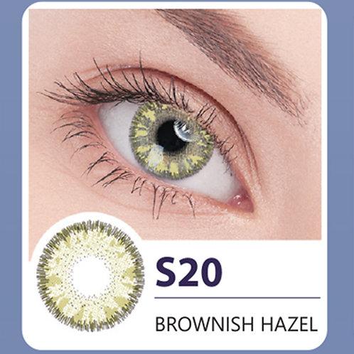 S20 BROWNISH HAZEL