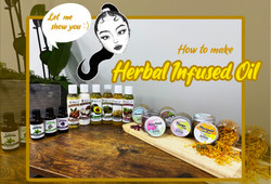 Herbal Infused Oil