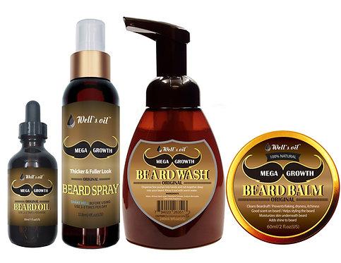 Beard Care Set