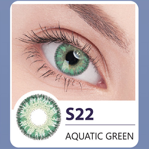 S22 AQUATIC GREEN
