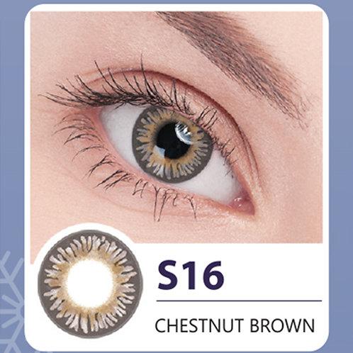 S16 CHESTNUT BROWN