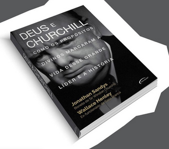 Deus e Churchill - Editora Novo Século