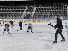 Vidéo de l'école de hockey d'Angers