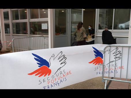 Vidéo du Secours Populaire - Angers