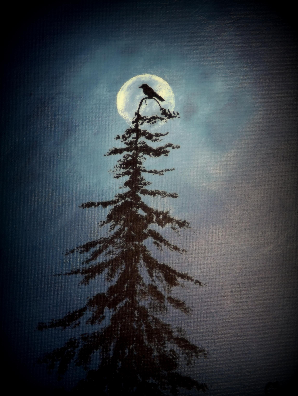 Moonlit Vigil
