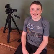 A video camera