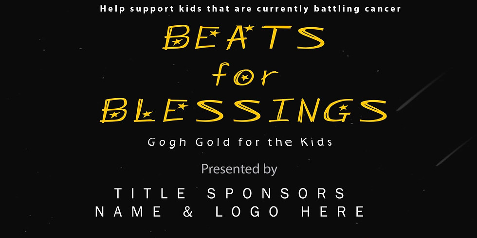 2nd Annual Beats for Blessings