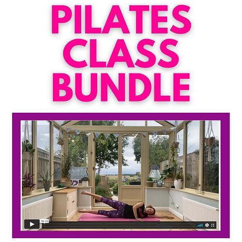 Pilates Class Bundle