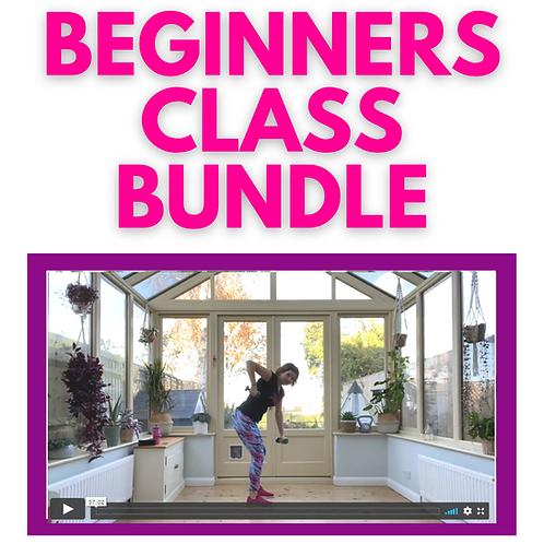 Beginners Class Bundle