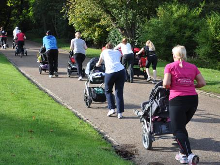 Tackling postnatal exercise!