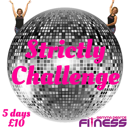 Strictly 5 Day Challenge