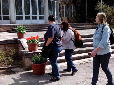 Szülőklub a Botanikus kertben