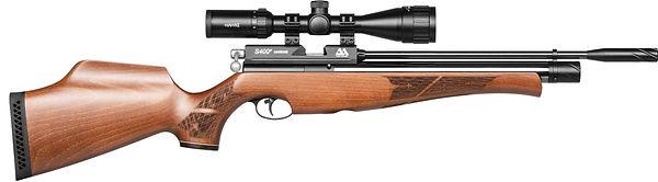 aa s400 carbine beech