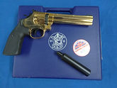 Used Umarex S&W 686 Gold