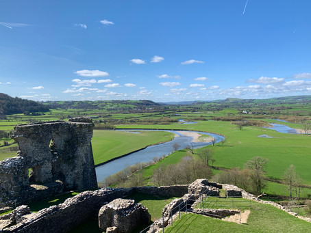The Best Historic Viewpoints in Carmarthenshire...