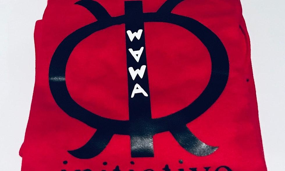 WAWA Red (Black/White)