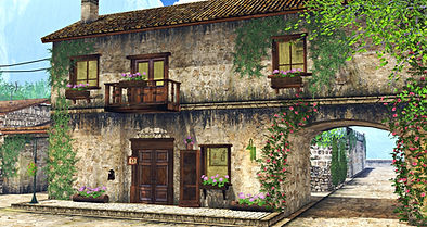 Houses at Tuscany 1
