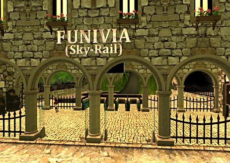 Funivia -  SkyRail