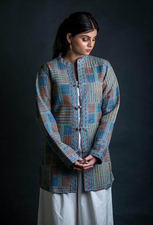 Kantha Jacket / 030