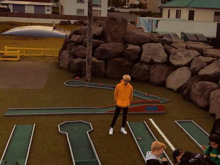Mini golf, Sk8roots og opið hús