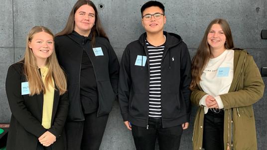 Ungt fólk og lýðræði 2020