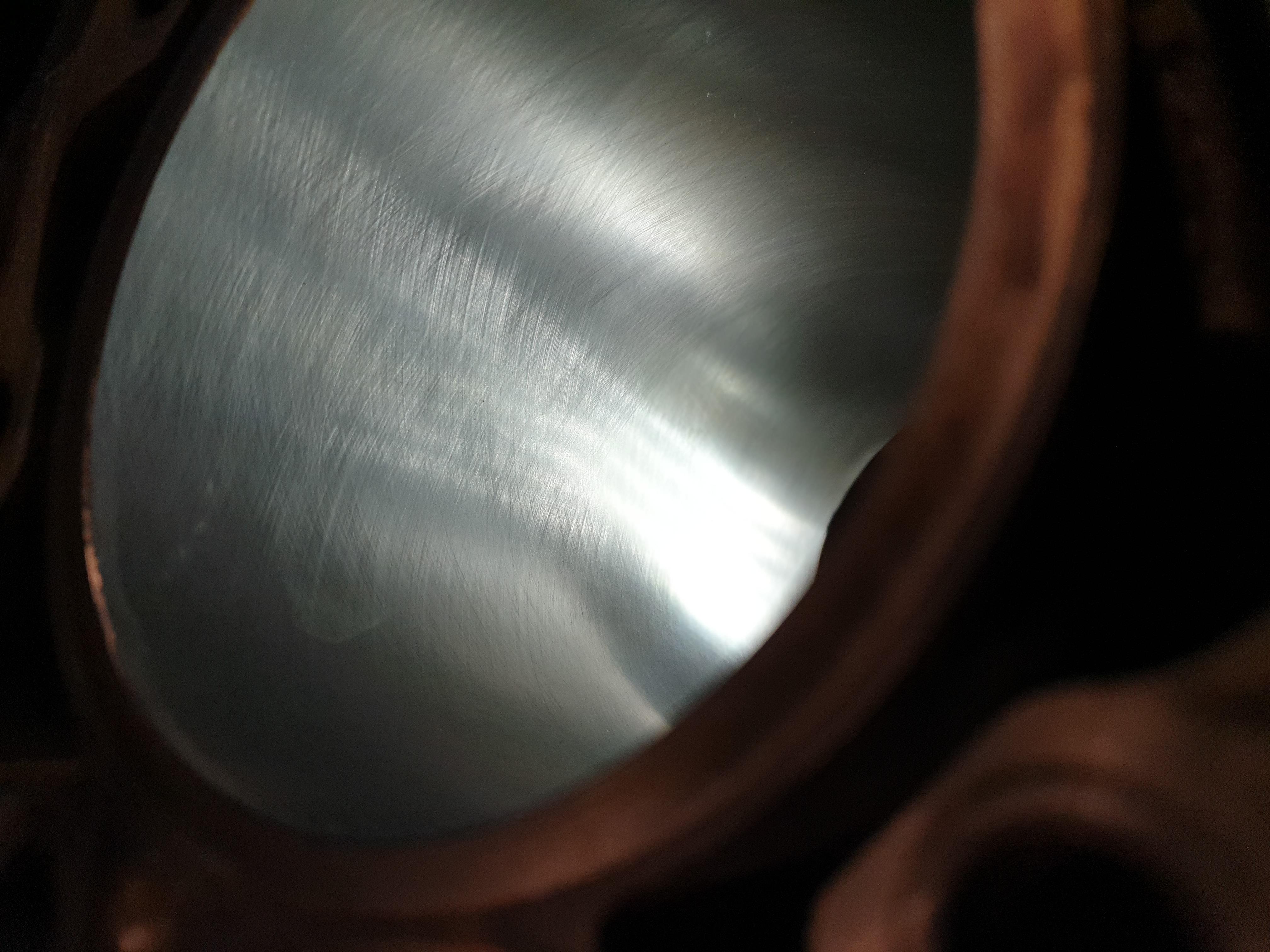 Cylinder close-up