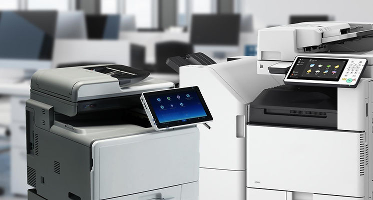 Printers Copiers and Scanners for Rent i