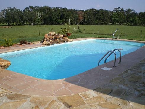 Fiberglass Pool Houston TX - Pearland TX