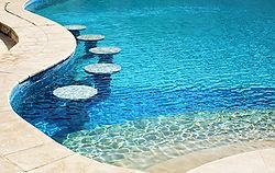 Swim Up Bar Houston TX - Pearland TX - K