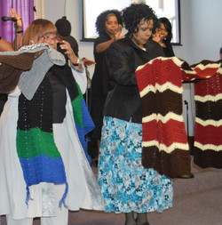 Prayer Shawl 2