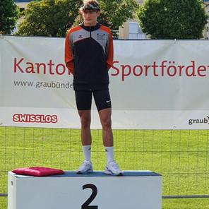 400m Staffeln wurden Beute der Sportgemeinschaft Götzis