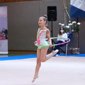 Landesmeisterschaften der Rhythmischen Gymnastik in Götzis