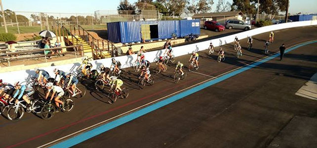23 Juniors on the track. How awesome is