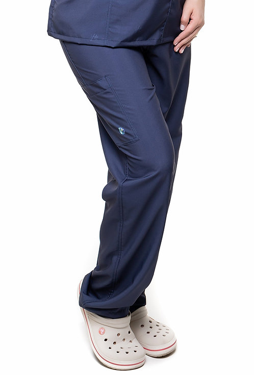 Calça Cirúrgica 003. Azul Marinho