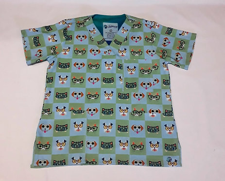 Pijama - Scrub VM006CG. Pronta Entrega