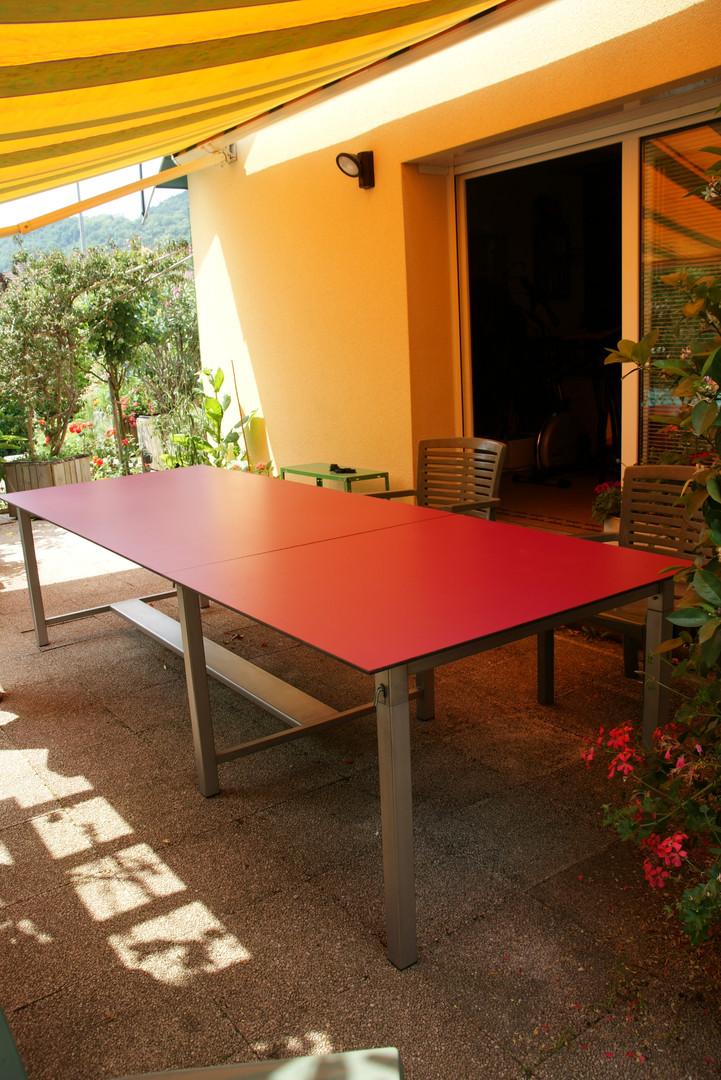 Table inox rallongée.JPG