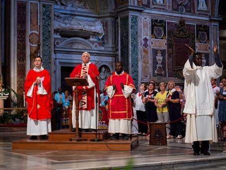 IT - Comunicato stampa: 175 anni (Messa San Giovanni in Laterano)