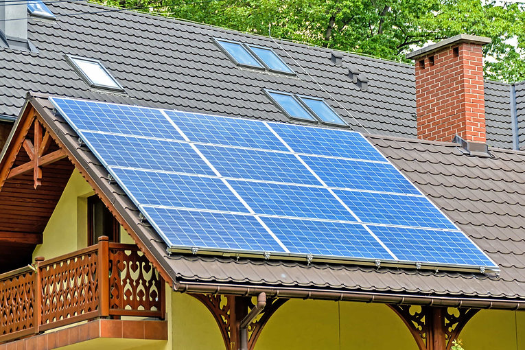 Paneles Solares Interconectados Tijuana