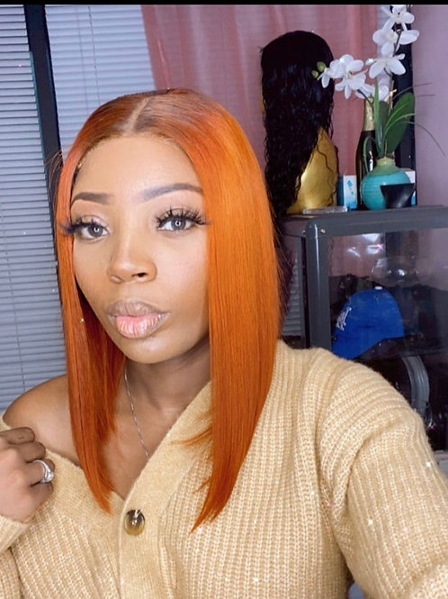 Orange w/ Brown Roots 12'-22'