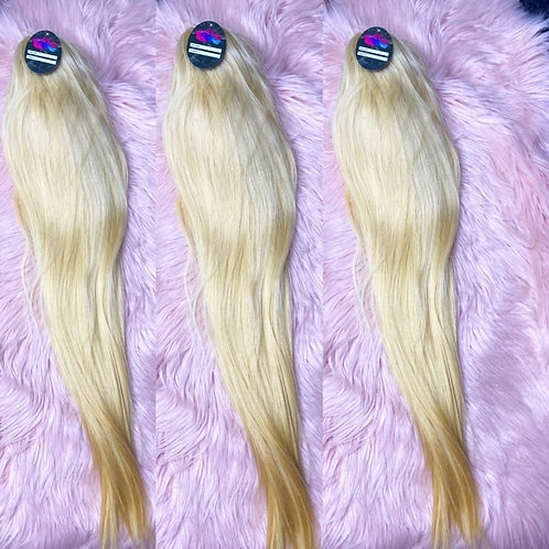 613 Uncustomized Wigs
